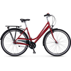 vsf fahrradmanufaktur S-80 Citybike Wave Nexus 8-speed RT V-Brake rød
